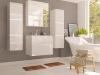 Koupelnový nábytek Pula bílá/bílý lesk - sektor
