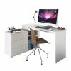 Psací PC stůl rohový Terino