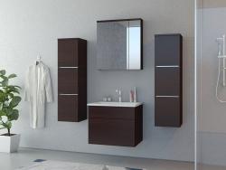 Koupelnový nábytek Pula wenge - sektor